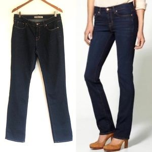 J Brand Scarlett Cigarette Skinny Jeans Ink 7014